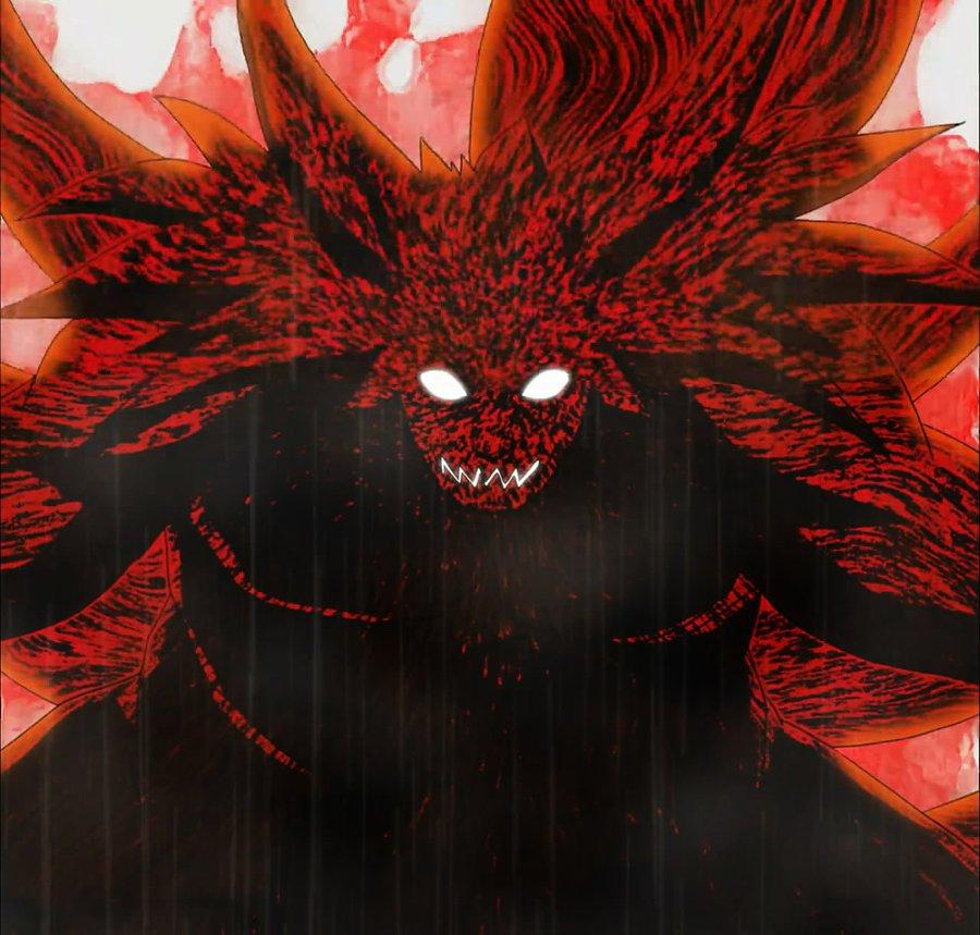Демоны из наруто картинки